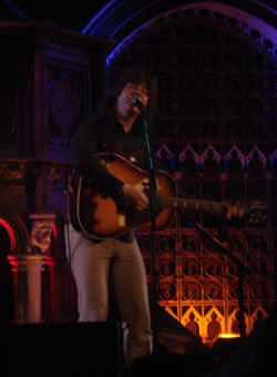 Live Review: Ben Kweller @ Union Chapel - 9th December 2008