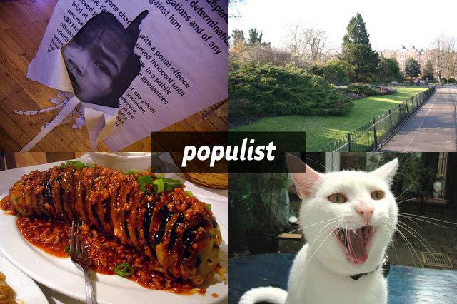 Populist: 7-13 December