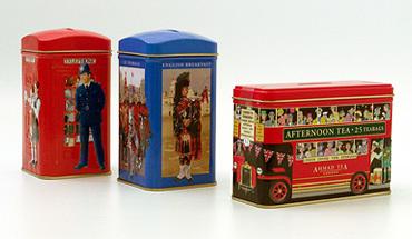 Santa's Lap: Teatime for London