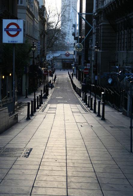Villiers Street.