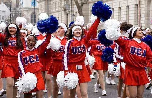 Universal Cheerleader's Association Simon-K