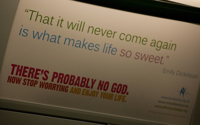 Emily Dickinson's quotation on the tube / image courtesy of distillated