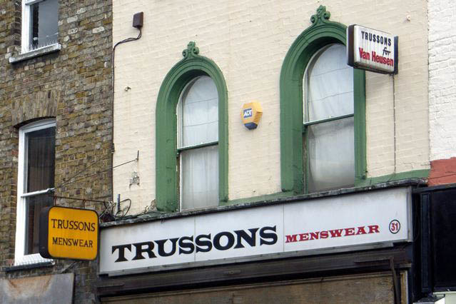 Trussons, Lower Marsh, Waterloo