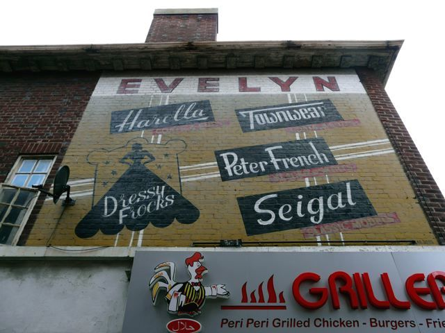 Evelyn, Walthamstow High Street
