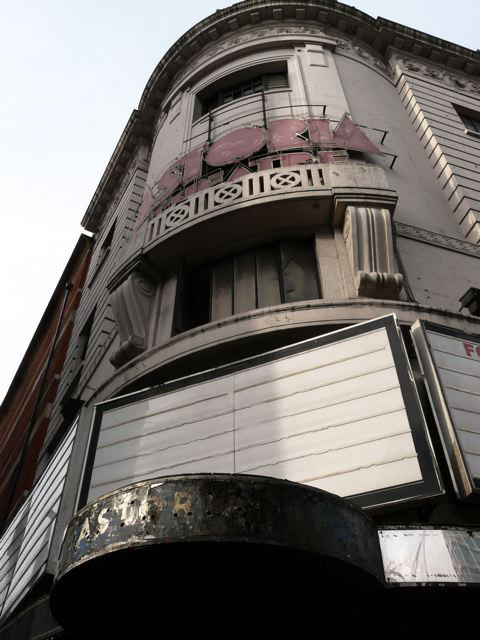 Astoria Theatre, Charing Cross Road, WC2