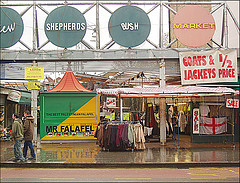 Demolition Threat To Shepherd's Bush Market