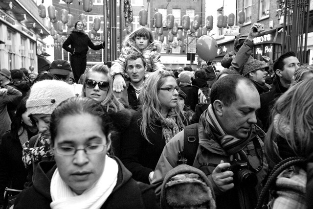 01-02-2009 : Gerrard Street - Chinatown