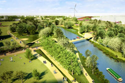 Vibrant New Plans For Olympic University