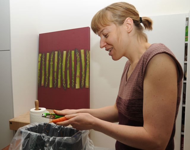 Making Carrot Ice Cream with Jennifer Klinec of Eat Drink Talk