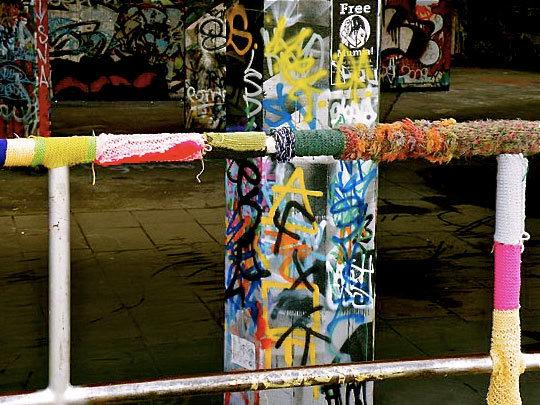 Knitty Graffiti Please