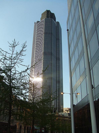 Want To Climb Up Tower 42 With Us?