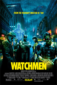 Review: Watchmen @ BFI IMAX