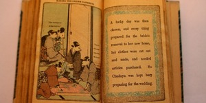 From The Horniman: Japanese Fairy Tales