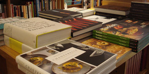 Biblio-Text: Books For Cooks