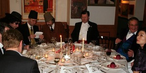 In Pictures: Friday The Thirteenth Eccentrics' Dinner