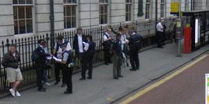 Google Street View London: The Odd Bits