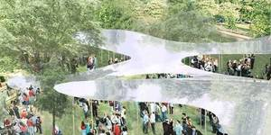 Serpentine Pavilion Design Unveiled