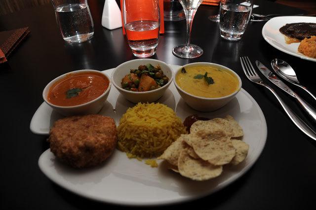 New and Stylish Indian Restaurant, Zeen, Opens on Drummond Street