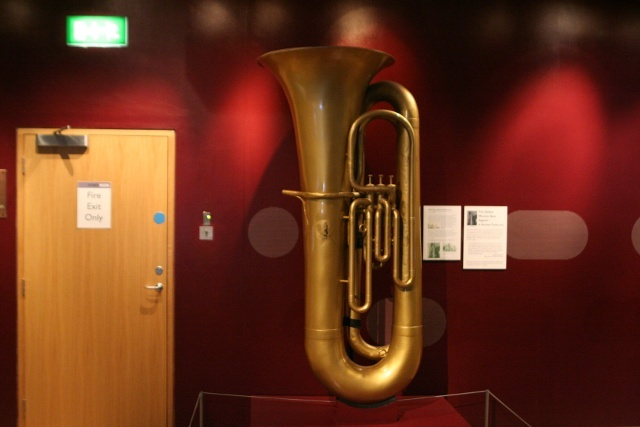 From The Horniman: BBB? Tuba