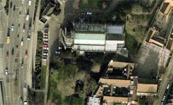 Man Steals Church Roof Using Google Earth