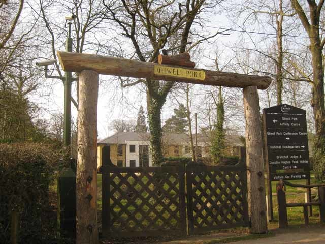Gilwell Park is the international centre of the Scouting movement. Acres of adventure playgrounds and outward bound youths.