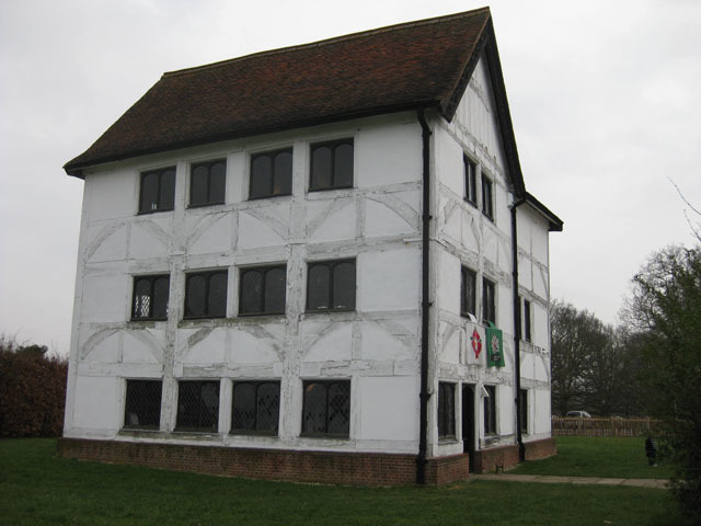 The Queen Elizabeth Hunting Lodge sits above Chingford Plain. The 16th Century building was a Tudor hunting base. It is freely open to the public for free. You can handle a crossbow, try your hand at Tudor joinery and dress up as Sir Walter Raleigh.