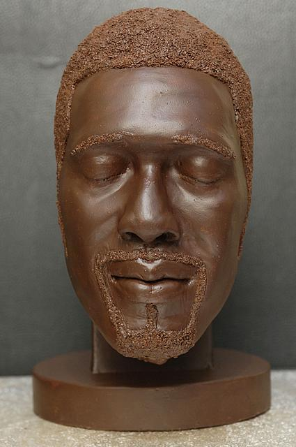 Chocolate Art by Paul Wayne Gregory