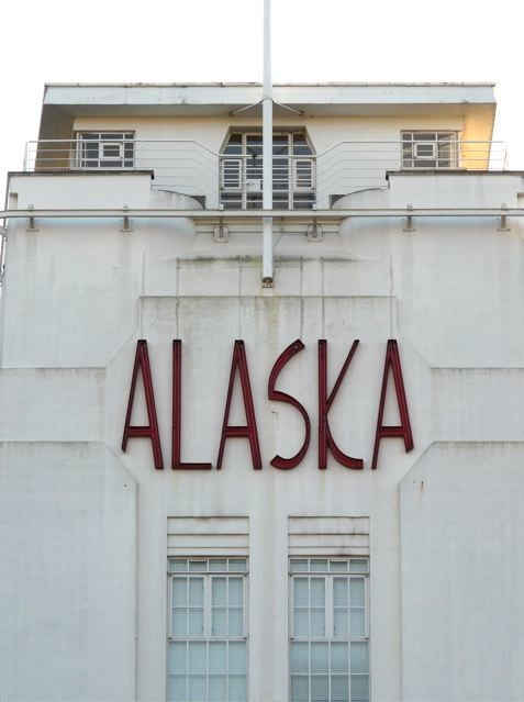 The Alaska Factory, Bermonsey, SE1
