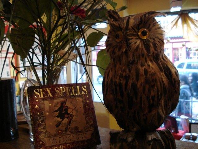 Owly sex