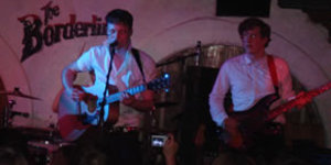 Live Review: Official Secrets Act @ Borderline