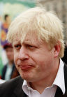 Snow Joke: Boris Storms Out Of Commons