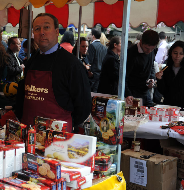 Review:  Royal Warrants Specialty Food and Drink Market