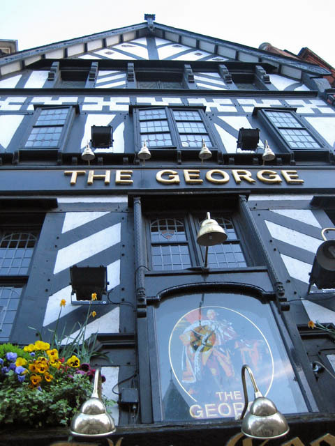 The George, Strand. Image by lindseymclarke.