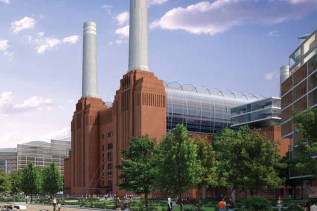 Battersea Power Station To Become New Crystal Palace?