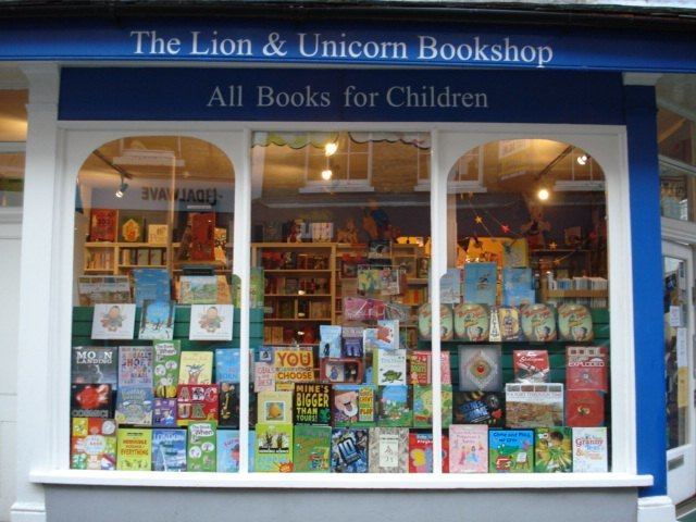 Biblio-Text: The Lion & Unicorn Bookshop