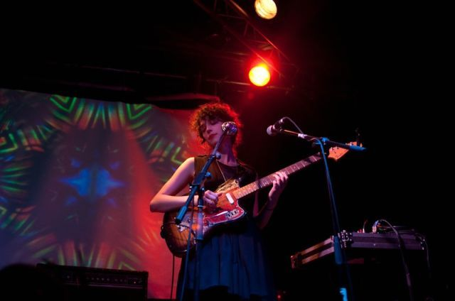 Live Review: St Vincent at Hoxton Bar & Kitchen