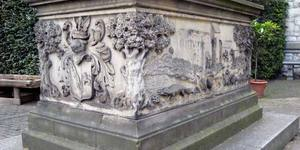 The Garden Museum: Trandescant Tomb