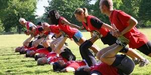 Alternative London Workouts: #1: British Military Fitness