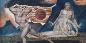 William Blake: Poet, Artist, Visionary...Idiot?
