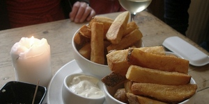 Food-ography: Seriously good chips