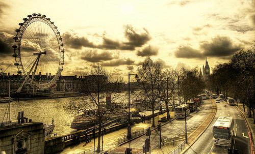 London's Most Photographed
