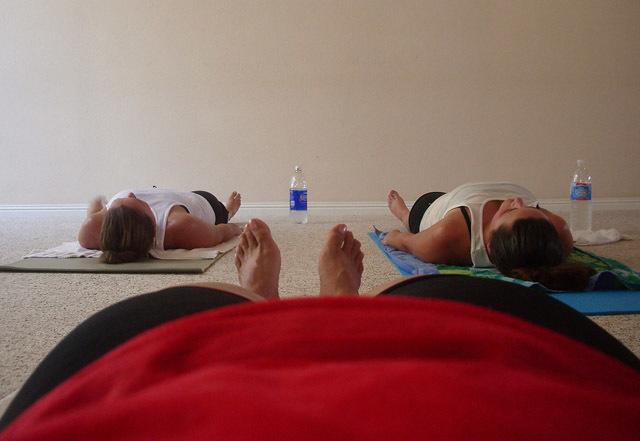 Alternative London Workouts: #2: Bikram Yoga