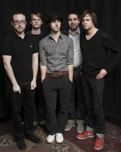Live Review: Maximo Park @ Brixton Academy
