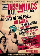 Insomniac Ball Flyer