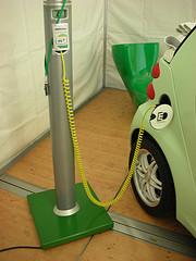 Smart Car charging