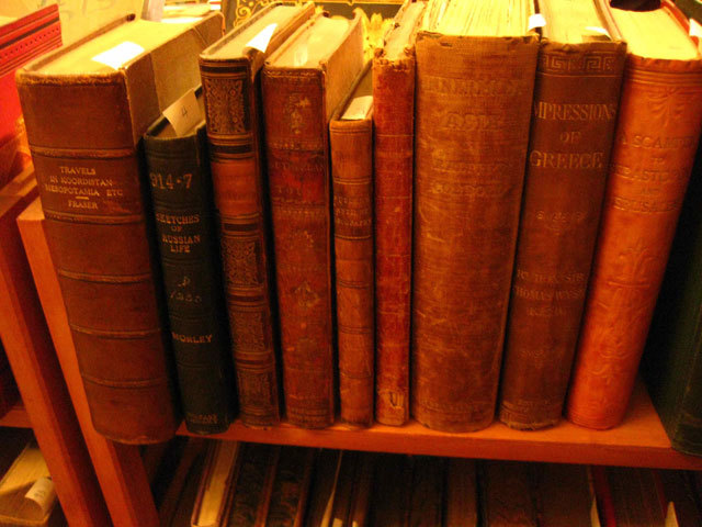 Deliciously old books