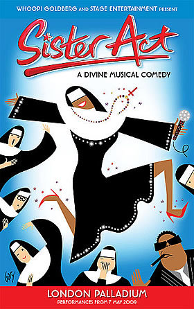 Theatre Review: Sister Act The Musical @ the London Palladium