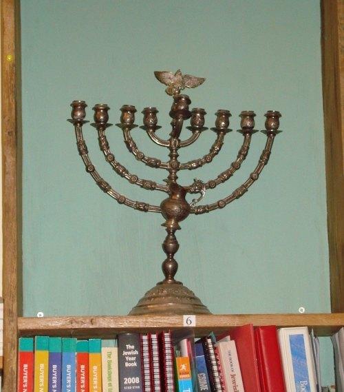 Happy Hanukkah everybody!