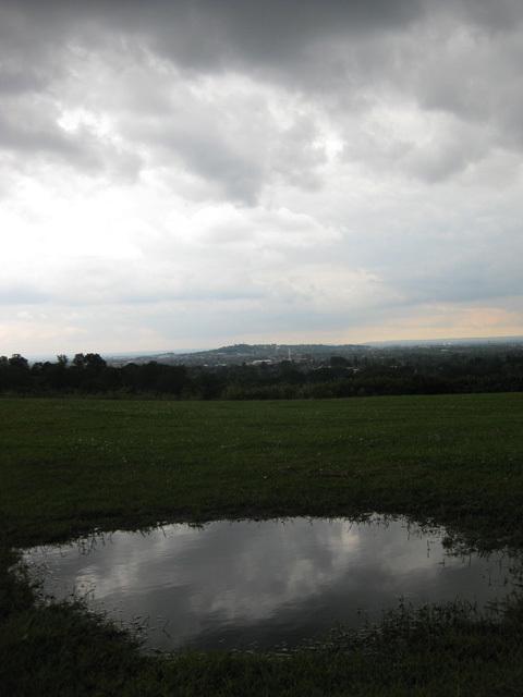 Harrow, on its hill.