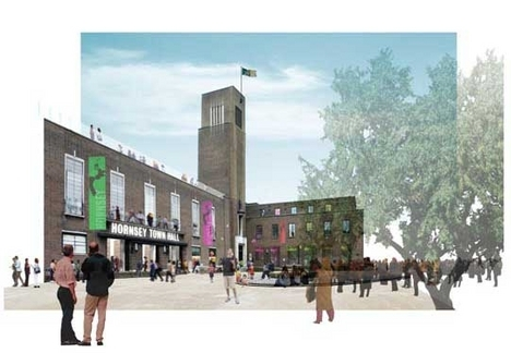 A Rebirth For Hornsey Town Hall